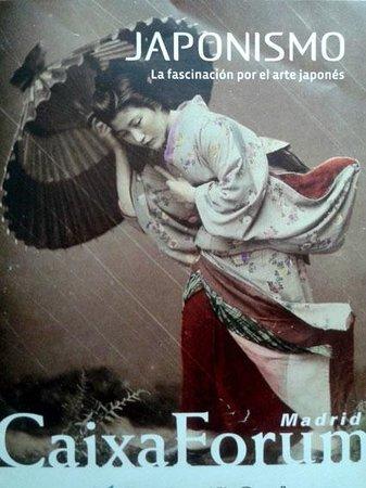 CaixaForum: Presentacion de la exposicion de Japonismo