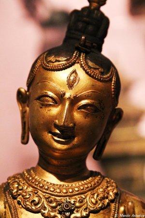 Musée Asiatica : Dakini népalaise