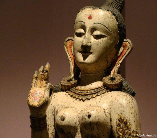 Musée Asiatica : Tara népalaise
