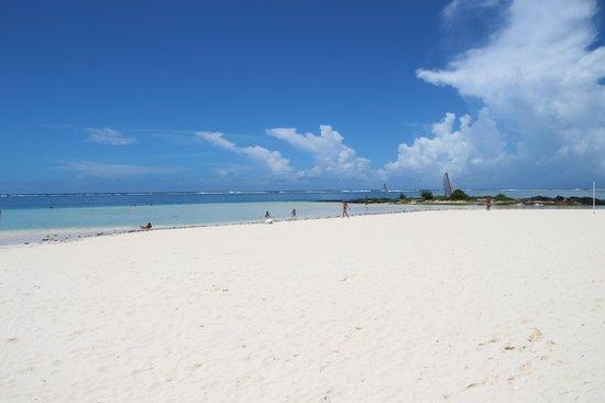 LUX* Belle Mare: Une des plus belles plages de l'ile