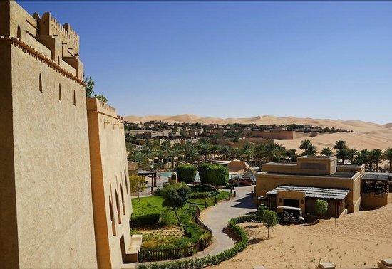 Qasr Al Sarab Desert Resort by Anantara: Qasr Al Sarab