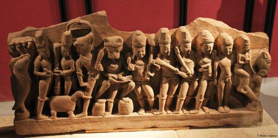 Asiatica Musée d'Art Oriental : Avatars de Visnu