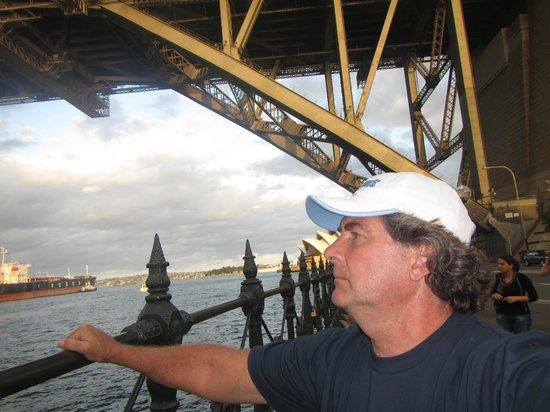 Pier One Sydney Harbour, Autograph Collection : Afuerita del hotel, chécate la ubicación!!!