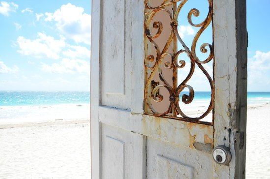 Playa Esperanza: Das Resort
