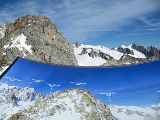 Punta Helbronner - Skyway Monte Bianco : Эльбрунер