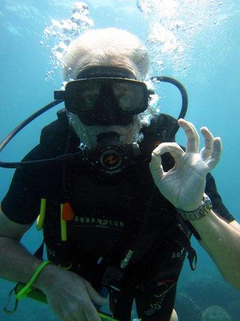 CrocoDive Phuket diving center: OK