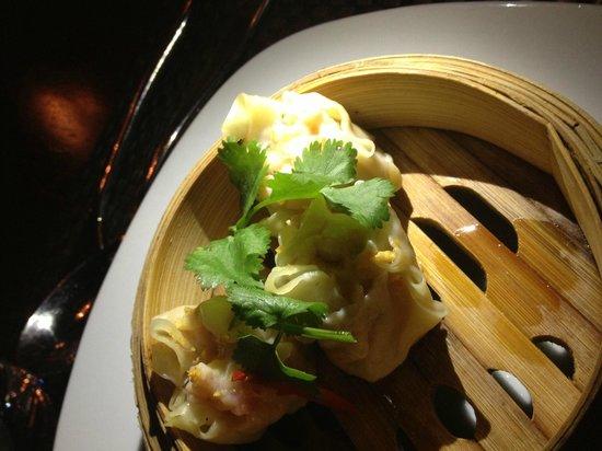 Mai thai: dumplings