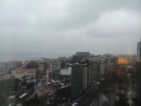 InterContinental Istanbul: Hermosa vista