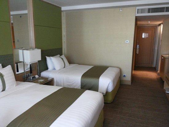 Holiday Inn Express Bangkok Siam: Room interior
