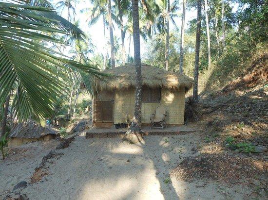 Dwarka Eco Beach Resort : Our Hut