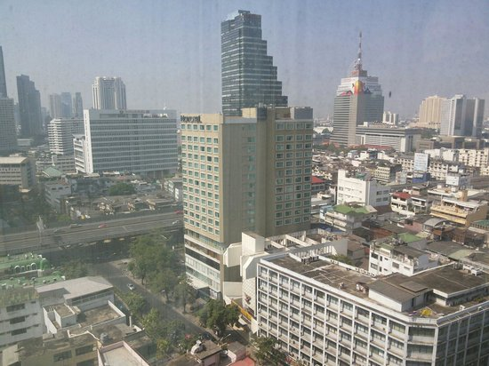 Holiday Inn Express Bangkok Siam: View from the room