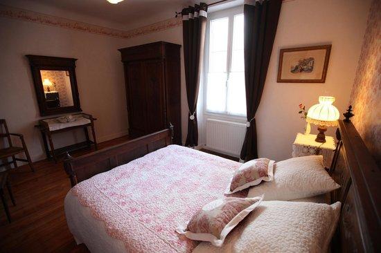 Alaube-Amalige: Chambre Benoît lit en140cm