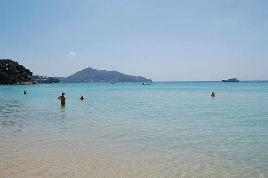 Amanpuri beach