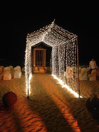 Isle after wedding