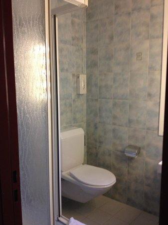 Tulip Inn Lausanne Beaulieu : Bathroom 1