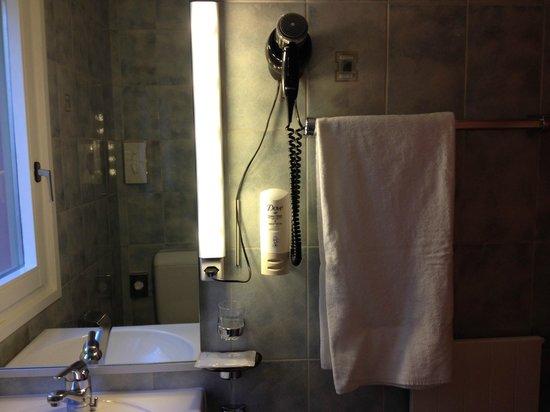 Tulip Inn Lausanne Beaulieu : Bathroom 2