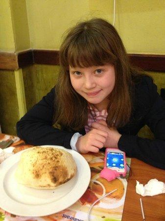 Fares Seafood : Maja and local bread