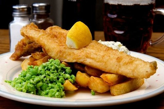 The Mill: Famous Fish and Chip