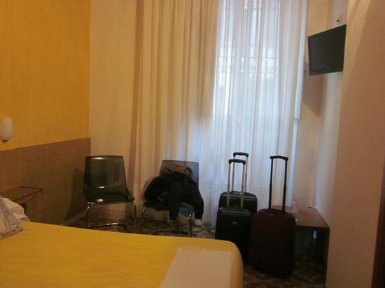 Hotel Boston: Tv