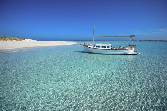 Sabarca de Formentera