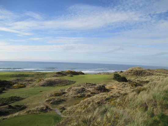 Bandon Dunes Golf Resort: Pacific Dunes - First Weekend in  March
