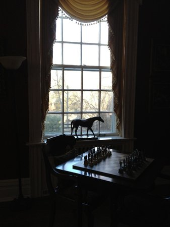 A Storybook Inn: Horse country