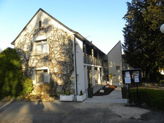 Parc picture of auberge de la caillere cande sur for Auberge de la maison tripadvisor