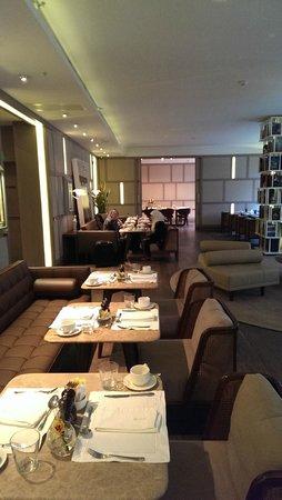The House Hotel Nisantasi: lobby