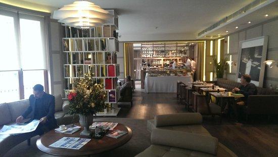 The House Hotel Nisantasi: breakfast