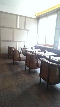 The House Hotel Nisantasi: breakfast area