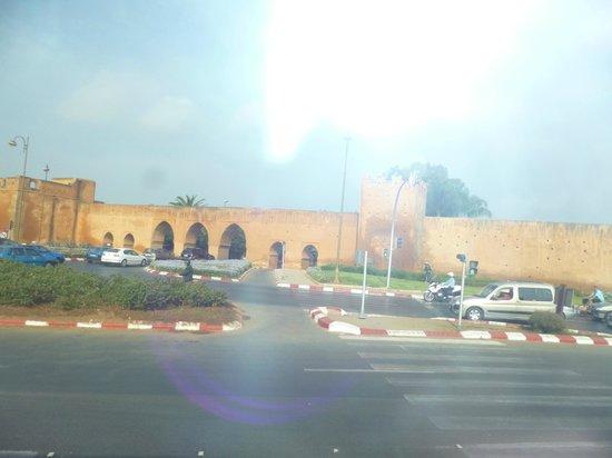 Royal Palace of Rabat : Alrededores