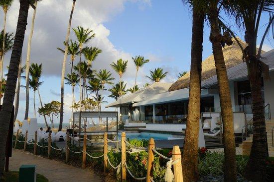 Melia Caribe Tropical: Restaurants LEVEL