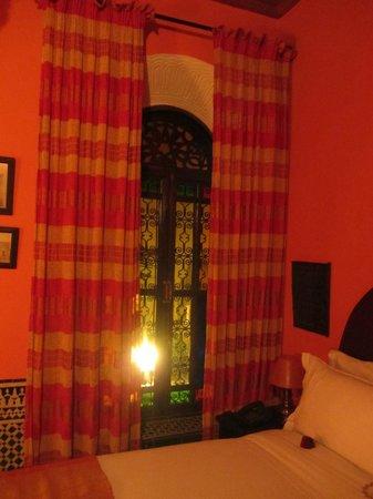 Riad Le Calife: Amber Room