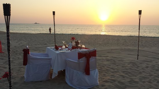 Andaman White Beach Resort : St valentin