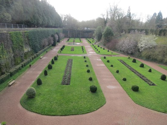 Park picture of jardin public de saint omer saint omer for Jardin public