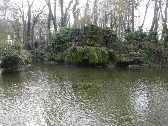 Jardin Public de Saint-Omer : Duck/bird area