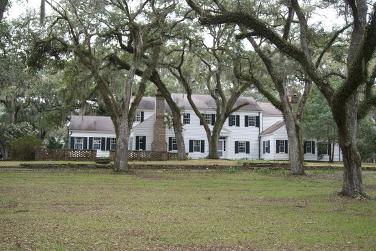 Hobcaw Barony Visitors Center : Belle's house