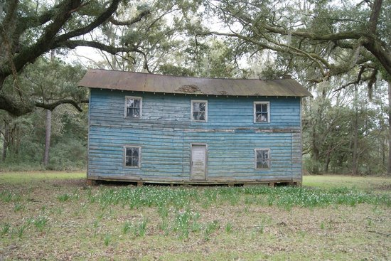 Hobcaw Barony Visitors Center: Old school house