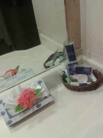 Tropical Princess Beach Resort & Spa : Baño