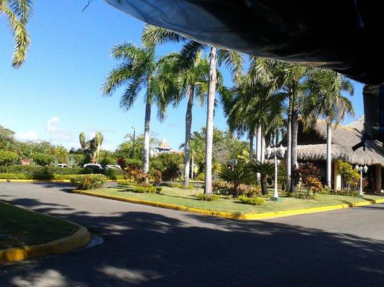 Tropical Princess Beach Resort & Spa: Frontis