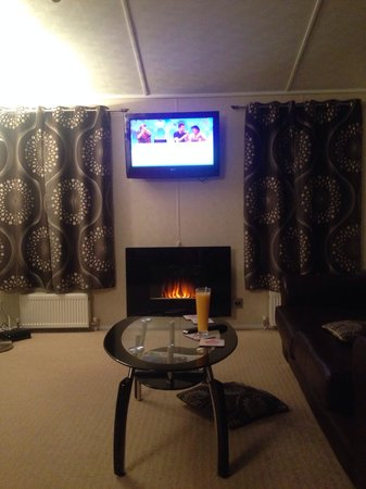 Lochaber Lodges : Very homely ��