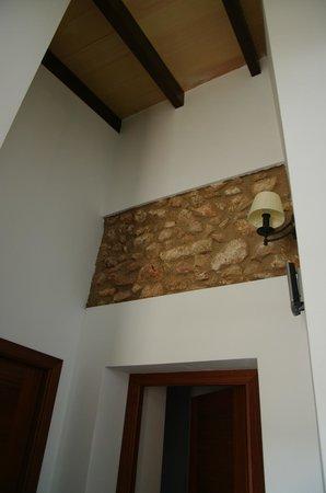 Hotel Segles: Detalle primera planta
