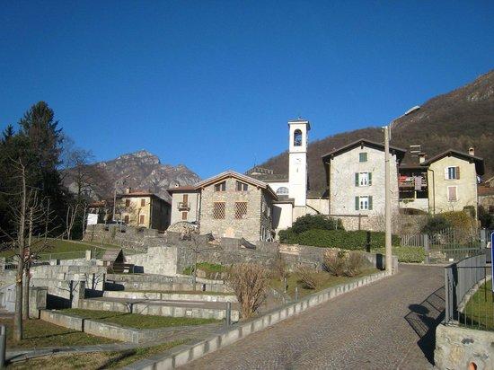 Osteria Sali e Tabacchi : L'abitato di Maggiana