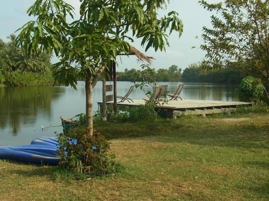 Champa Lodge : Ein Paradies