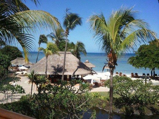 Hilton Mauritius Resort & Spa: La vue depuis le Vista Bar