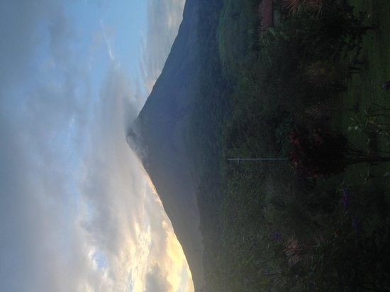 Arenal Kioro Suites & Spa: View from our balcony