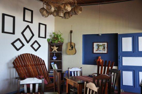 La Danta Cafe y Restaurante: interior de la danta