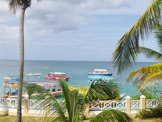 Coco Reef Tobago: view from the room