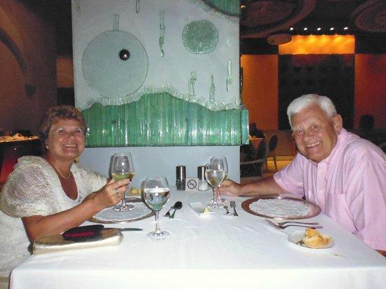 Iberostar Grand Hotel Bavaro: Gourmet Restaurant