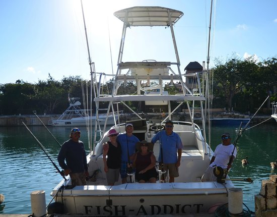 Tequila Sunrise Private Fishing Charters: off to find some fish
